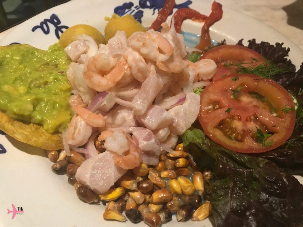 La Cevicheria - gastronomia de Cartagena