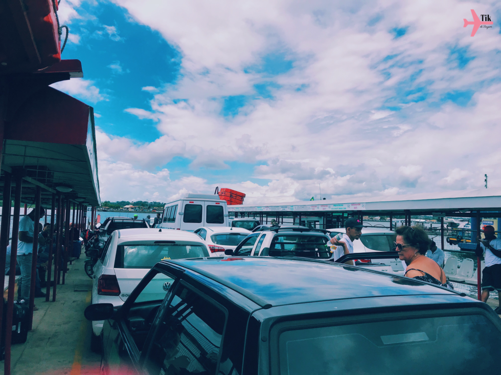 Arraial D´Ajuda sem carro