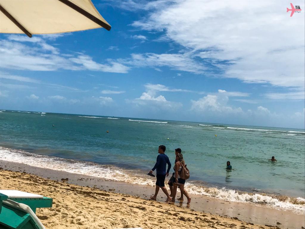 Praias em Arraial D´ajuda