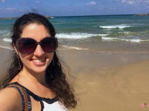 Praia de Bograshov TLV ISRAEL