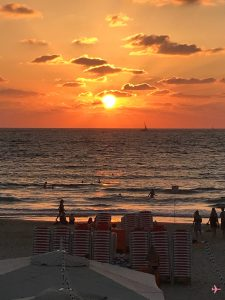 Por do Sol TLV Israel