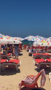 Praia de Tel Aviv