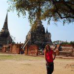 Ayutthaya, Tailândia Por Ninja Loira