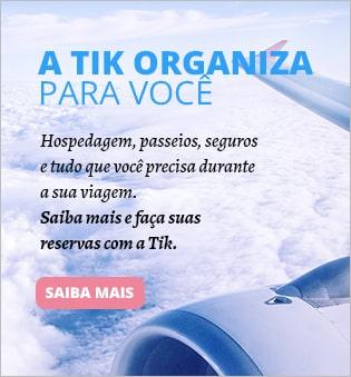A Tik organiza para você