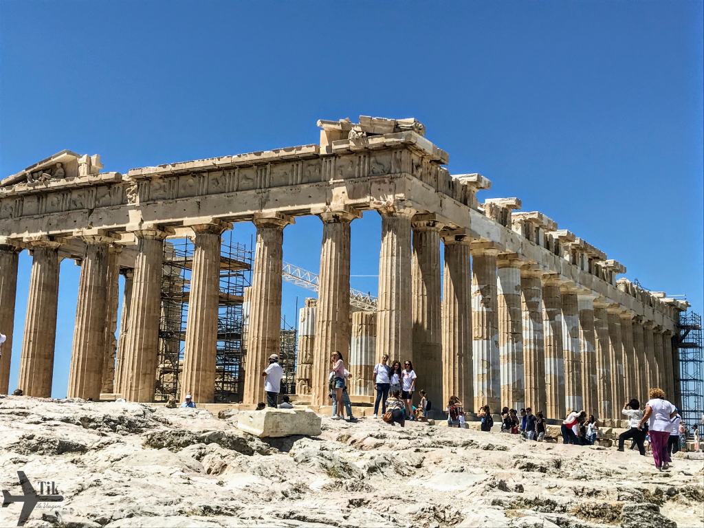 Partheon - O berço da democracia