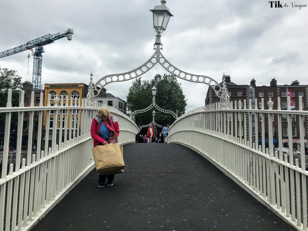 Ha´Penny Bridge