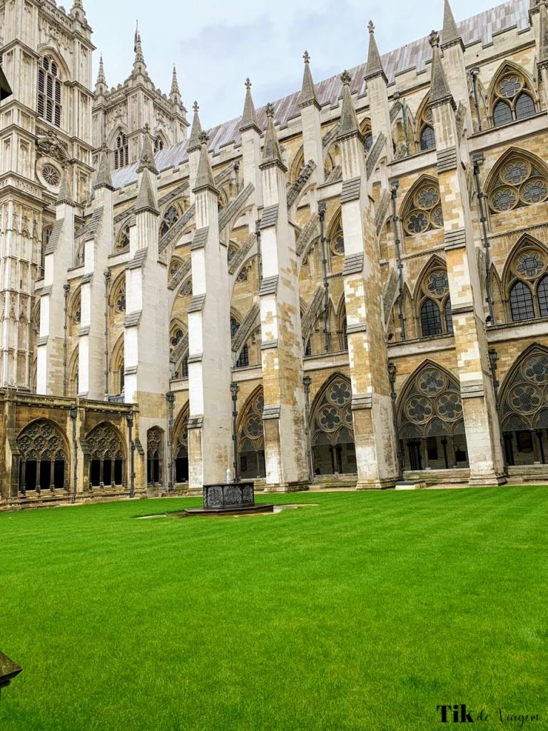 Claustro da Abadia de Westminster