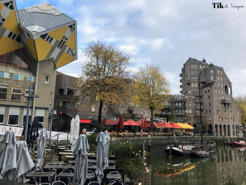 Tour Gastronômico em Rotterdam