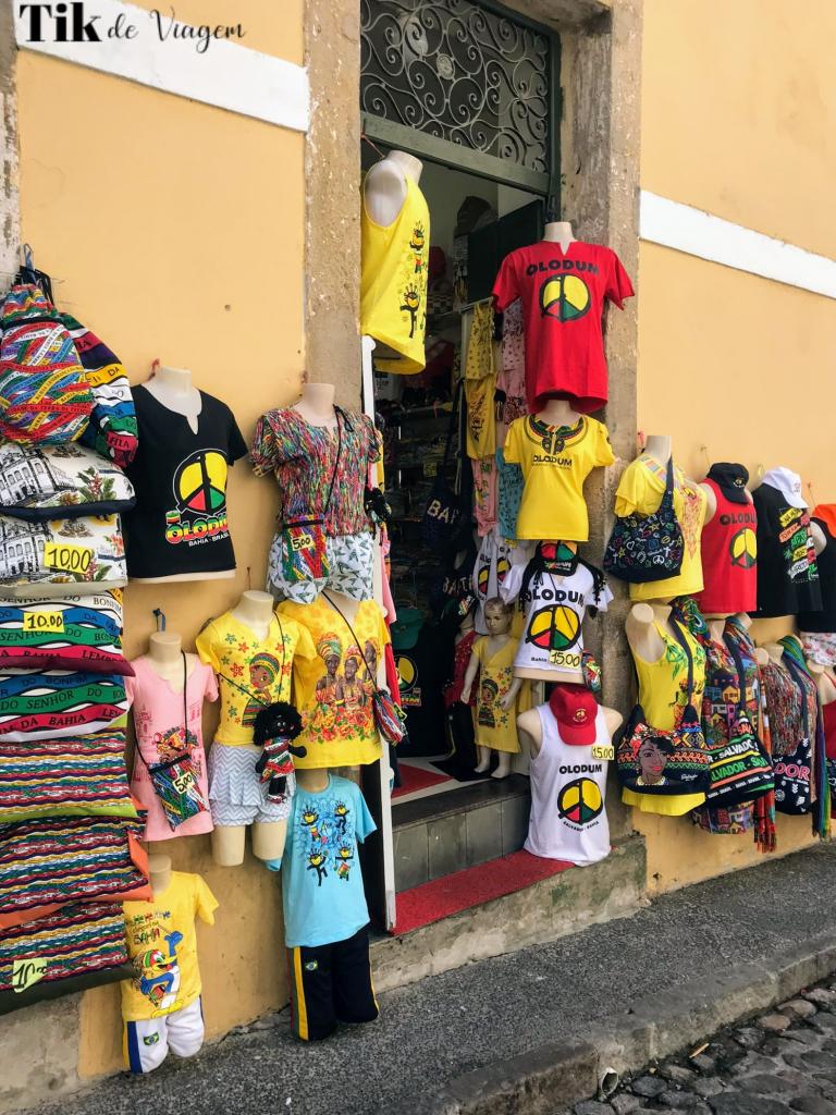 Pelas ruas do Pelô