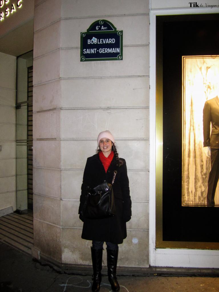 Boulevard Saint German
