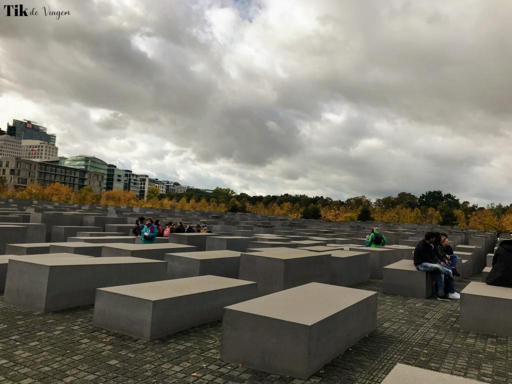 Memorial aos Judeus Mortos da Europa