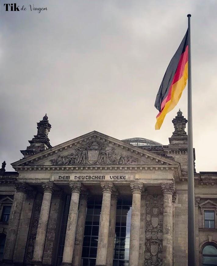 Palácio do Reichstag