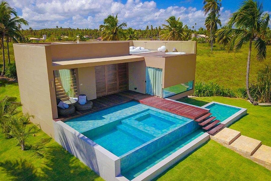 8 hotéis no Brasil para relaxar